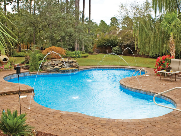 Swimming Pool Features & Options - Billy\'s Pool Services